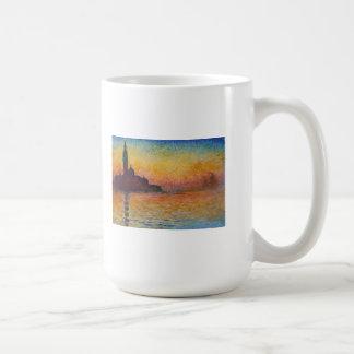 Monet Painting Coffee Mug