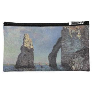 Monet Painting Makeup Bag