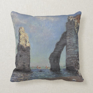 Monet Painting Pillow
