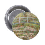 Monet Painting Pin