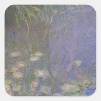 Monet Painting Sticker