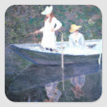 Monet Painting Stickers