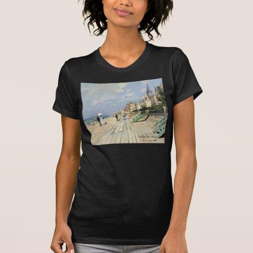 Monet Painting T-shirt