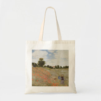 Monet Painting Tote Bag