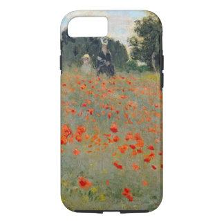 Monet Poppies iPhone X/8/7 Tough Case