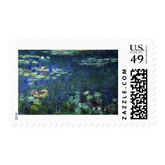 Monet Postage