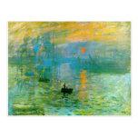 Monet Postal