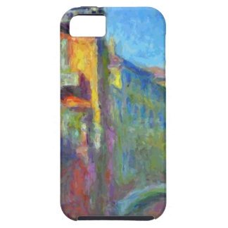 Monet - Rio Della Salute iPhone SE/5/5s Case