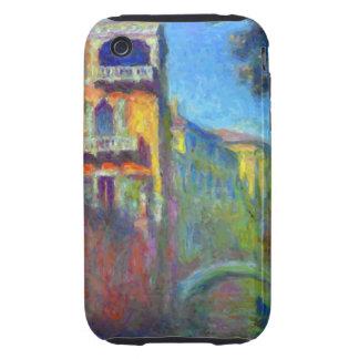 Monet - Rio Della Salute Tough iPhone 3 Cover