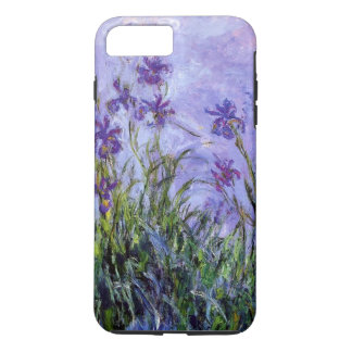 Monet's Lilac Irises iPhone 8 Plus/7 Plus Case