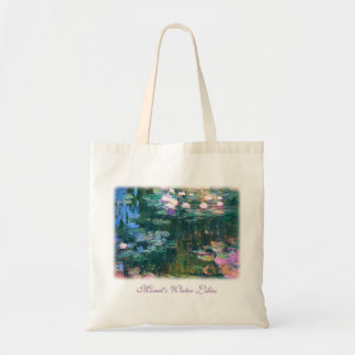 Monet's Water Lilies Bags