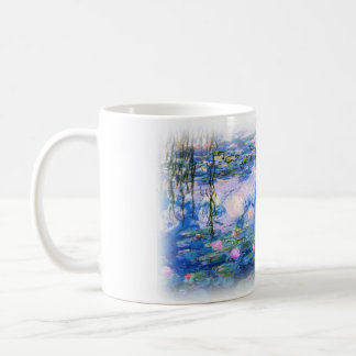 Monet's Water Lilies Coffee Mug