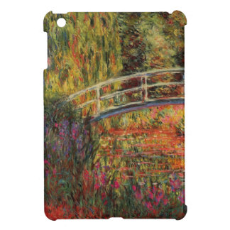 Monet's Water Lily Pond Case For The iPad Mini