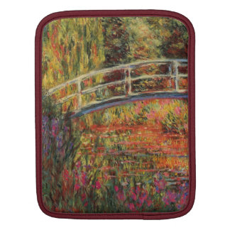 Monet's Water Lily Pond iPad Sleeves