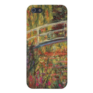 Monet's Water Lily Pond iPhone SE/5/5s Case