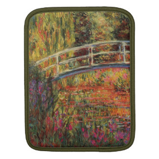Monet's Water Lily Pond Sleeve For iPads