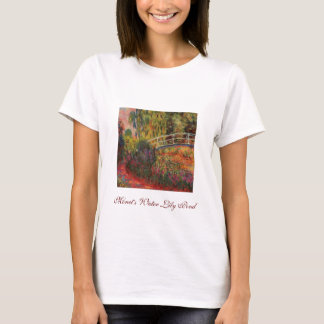Monet's Water Lily Pond T-Shirt