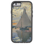 Monet Sailboat French Impressionist iPhone 6 Case