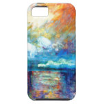 Monet Smoke in the Fog iPhone 5 Cover