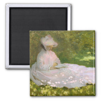Monet Springtime Magnet