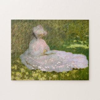 Monet Springtime Puzzle