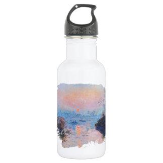 Monet * Sunset Stainless Steel Water Bottle