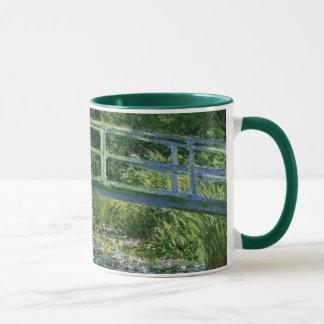 MONET: TAZA 1897 de la taza de café de la charca