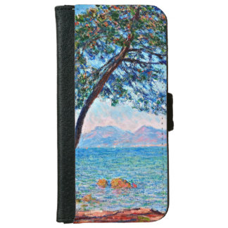 Monet - The Esterel Mountains Wallet Phone Case For iPhone 6/6s