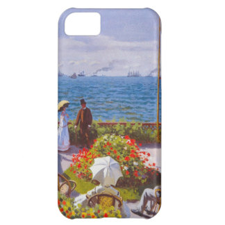 Monet the Garden at St Addresse French Painting iPhone 5C Cases