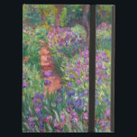 "Monet ""The Iris Garden at Giverny"" iPad Air Case<br><div class=""desc"">Monet was a founder of French Impressionist painting, of which ""The Iris Garden at Giverny"" (painted between 1899 and 1900) is a beautiful example. It's a celebration of color, light and movement. When Monet purchased the Giverny estate, he redesigned the flower garden already planted on its grounds. His preference for...</div>"