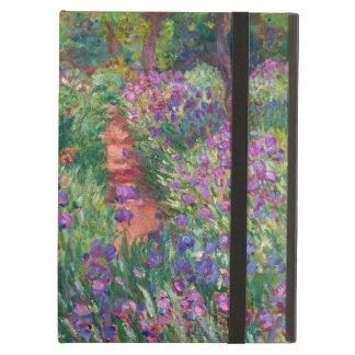 """Monet """"The Iris Garden at Giverny"""" iPad Air Case"""
