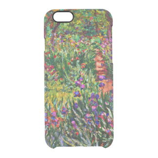 Monet - The Iris Garden at Giverny Uncommon Clearly™ Deflector iPhone 6 Case