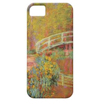 Monet The Japanese Garden iPhone SE/5/5s Case