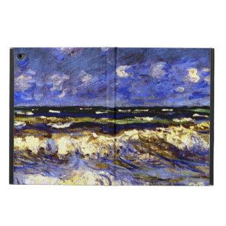 Monet - un mar tempestuoso