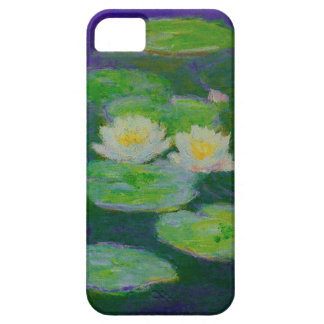 Monet Water Lilies 1897 iPhone Case