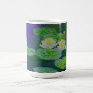 Monet Water Lilies 1897 Mug