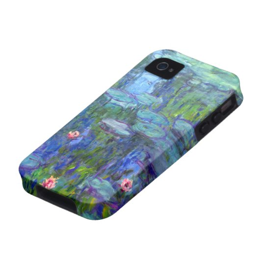 Monet Water Lilies 1915 iPhone 4 Case-Mate Vibe iPhone 4 Case