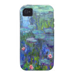 Monet Water Lilies 1915 iPhone 4 iPhone 4 Covers