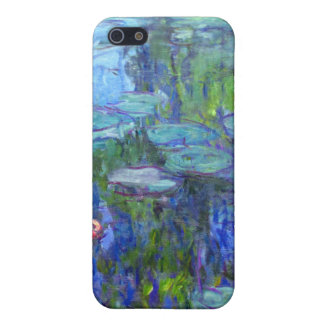 Monet Water Lilies 1915 iPhone 4 iPhone SE/5/5s Case