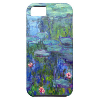 Monet Water Lilies 1915 iPhone 5 iPhone SE/5/5s Case