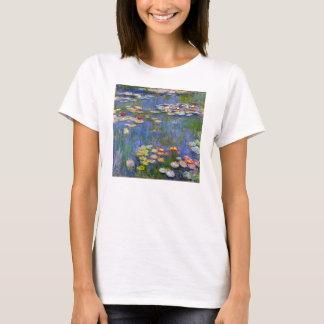 Monet Water Lilies 1916 T-shirt
