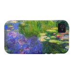 Monet Water Lilies 1917-19 Case-Mate iPhone 4 Cover