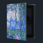 "Monet - Water Lilies 1919 artwork iPad Folio Case<br><div class=""desc"">Monet - Water Lilies 1919 artwork iPad 2/3/4 case.</div>"