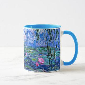 Monet: Water Lilies 1919 Mug