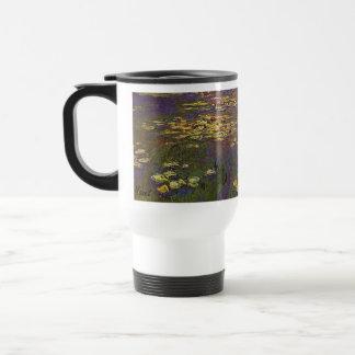 MONET Water Lilies 1920 NoSpill Travel M Travel Mug