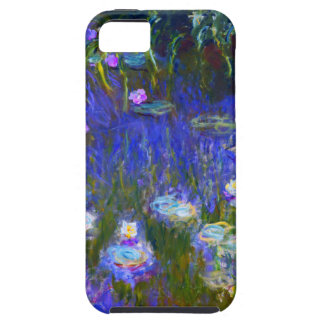 Monet - Water Lilies 1922 iPhone SE/5/5s Case