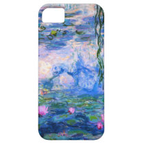 Monet Water Lilies iPhone 5 Case