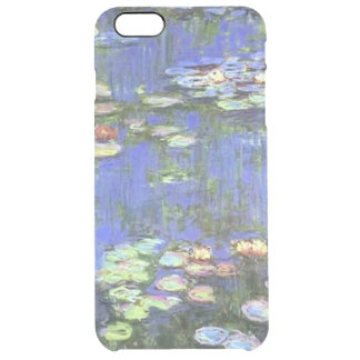 Monet Water Lilies iPhone 6/6S Plus Clear Case