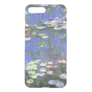 Monet Water Lilies iPhone X/8/7 Plus Clear Case