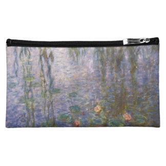 Monet Water Lilies Makeup Bag